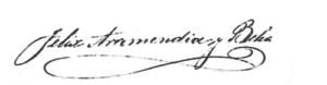 Felix-Aramendia-y-bolea-firma
